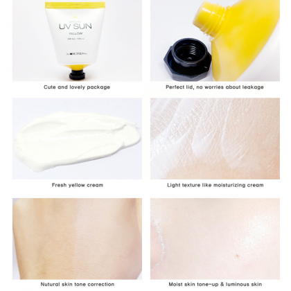 UV Sun Yellow SPF50+, PA+++