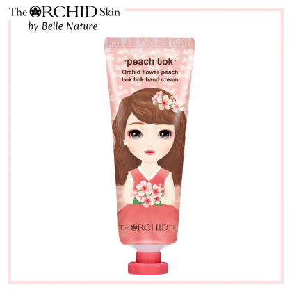 Peach Tok Tok Hand Cream