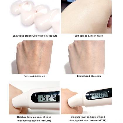 Brightening Snow Bbo Yan Hand Cream