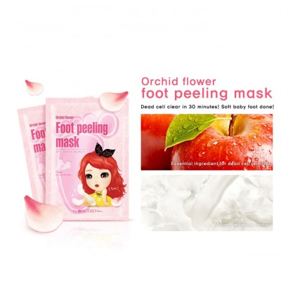 (COMBO) Hand Mask & Foot Peeling Mask
