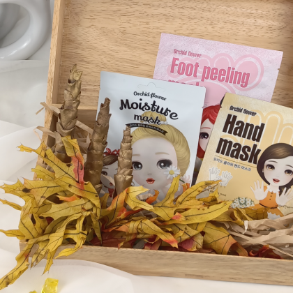 Foot & Hand Care Gift Set For Him